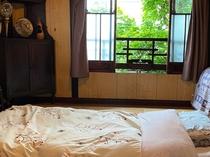 福寿庵2F寝室