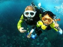 ☆体験ダイビング
