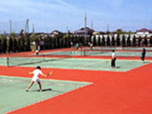 【白子町】テニス!大会!合宿応援プラン!素泊り 太陽の里歩いて5分♪全室wi-fi