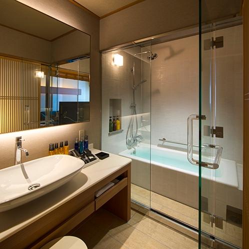 ハリウッドツイン浴室