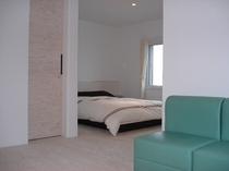 ツインルーム201号室<2>