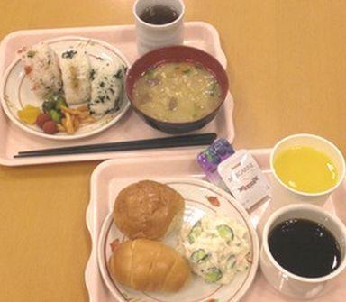 《無料》朝食サービス