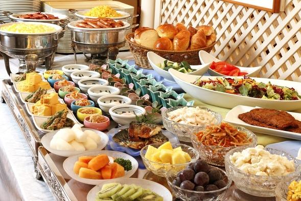 【秋冬旅セール】スタンダードプラン【朝食付】「こだわりの和洋朝食ビュッフェ」