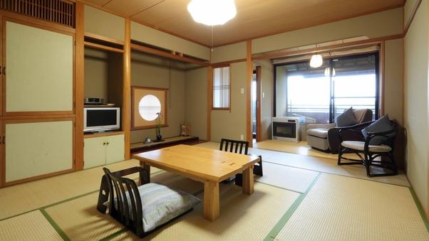 浅間山眺望【石楠花・こま草】和室10畳+テラス+半露天風呂