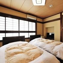 【苔桃】和洋室/お部屋には半露天風呂なし