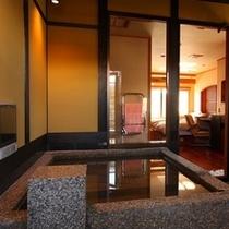 【二人静花】特別室/寝湯専用の半露天風呂