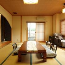 二間客室【苔桃】