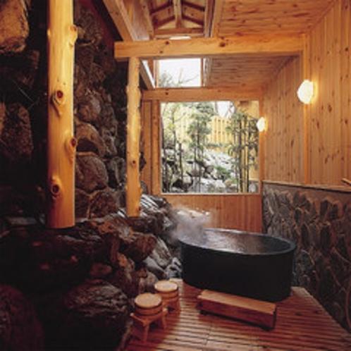 【月の宿】露天風呂付客室