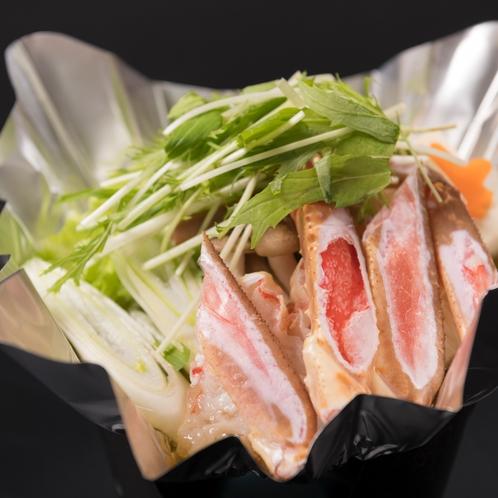 ◆かに鍋(一例)