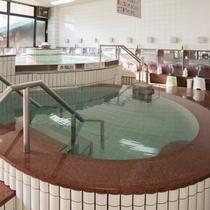 *【お風呂(水風呂)】サウナ風呂で汗を流した後、水風呂で気分スッキリ!