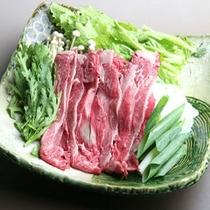 信州牛のすき焼き(別注料理)