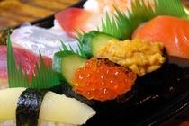 寿司  夕食付プラン (くら寿司さん)