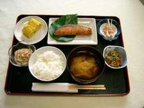 お食事例(朝食)