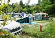 オートキャンプ写真