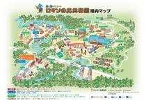 ロマンの森園内MAP