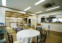 【白壁の湯】休憩スペース