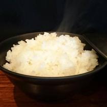 福井県地元鯖江のコシヒカリ米・炊立てご飯