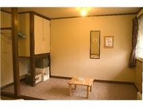 和洋室のくつろぎスペース