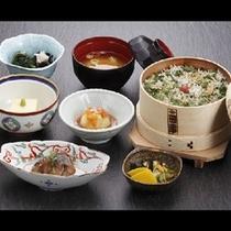 田事特製【めっぱめしランチコース】選べるめっぱめし+会津の郷土料理が楽しめる人気のランチ♪