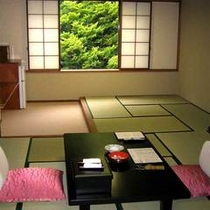 一般客室の例