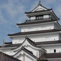 鶴ヶ城*会津観光のシンボル