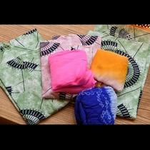 子供用浴衣*お子様用浴衣は大・中・小の3種類でご用意しております