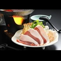 試食会人気NO1!『猪のハリハリ鍋』*猪肉は噛むほどに溢れる上質な旨みと甘み!箸が止まらない絶品鍋
