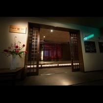 ダイニング瀧川*入口