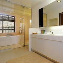 【最上階】和室10畳浴室