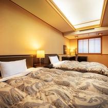 ■【和洋室 ー和室10畳+ツインー】■