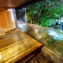 ■姉妹館「原瀧」の貸切風呂■