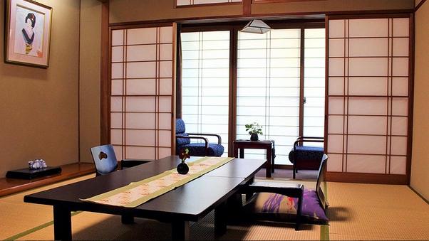 スタンダード和室8畳+広縁(バス・トイレ付)【客室食】