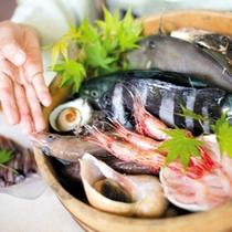 季節のお料理★黒部漁港きっときと朝どれ地魚