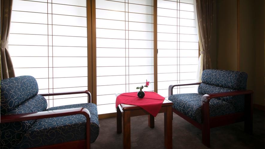 【スタンダード8客室】昔ながらのシンプルな純和風のつくりです。