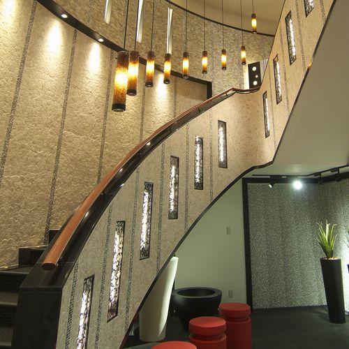 ホテル階段