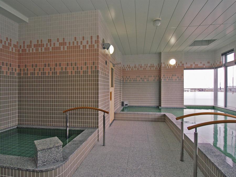 温泉浴場(男性用)