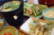 お食事(和食例)