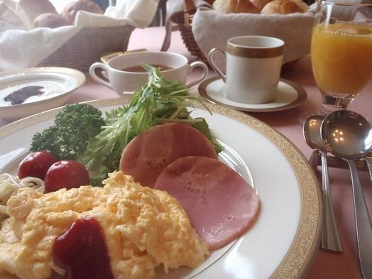 ベット&ブレックファースト朝食付プラン【貸切風呂&朝食でレイトチェックインもOK、白馬の自由旅〜】