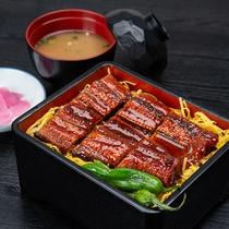 *ご夕食(一例) うな丼 ★グレードアッププラン限定