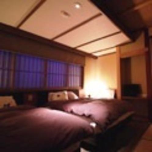 和室8畳+ベッド(バス・トイレ有)