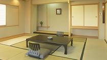 特別室15帖(堀ごたつ付)+ツイン洋室