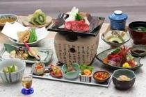 会席料理(夕食例)