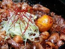 飛騨金山名物 鶏チャン 別注料理1人前700円