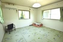 ロッジタイプの客室(2名~3名様用)