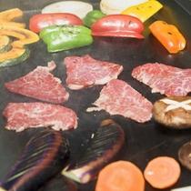 岡山いこいの村、もう1つの名物ご夕食が【バーベキュー】♪(写真はイメージです)