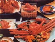 カニ料理(11月〜3月迄)