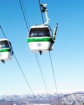 スキーヤーオンリーゲレンデでたくさん滑ろう!
