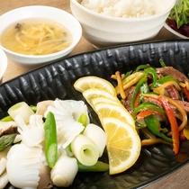 【レストラン】ディナー(1,500円)