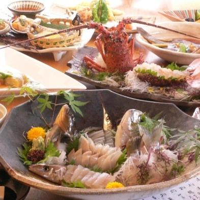 ■スタンダード■全部屋オーシャンビュー露天風呂付&旬の魚介類を存分に味わう!
