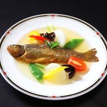 *【和食一例】料理長が季節毎に食材を吟味して献立を作ります(イメージ)